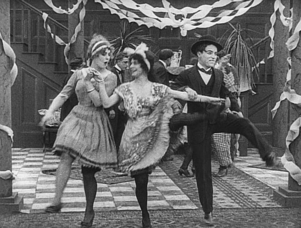 Tango Tangles 9 March 1914 Chaplin Film By Film