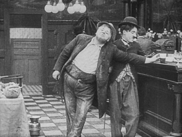 Chaplin08HisFavouritePastime