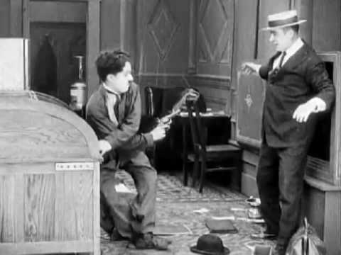 Chaplin28TheNewJanitor