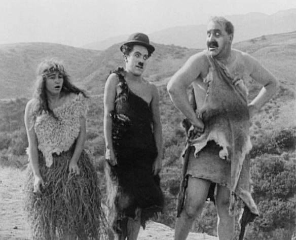 Chaplin34HisPrehistoricPast