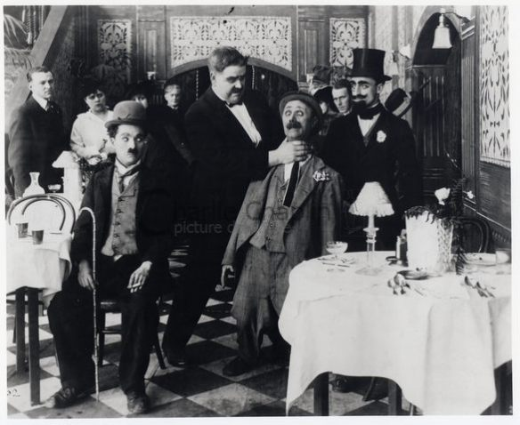 Chaplin2015ANightOut1