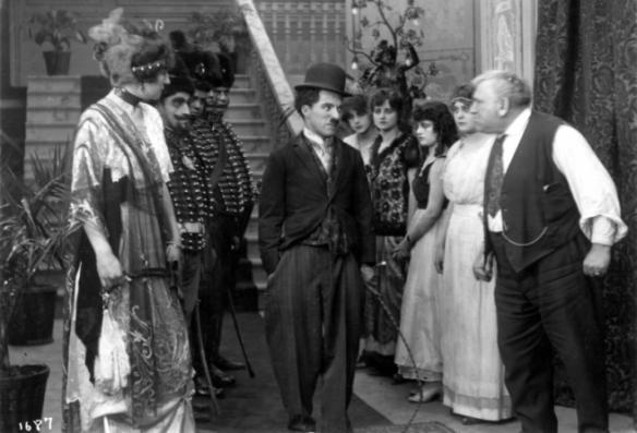 Chaplin2015HisNewJob1