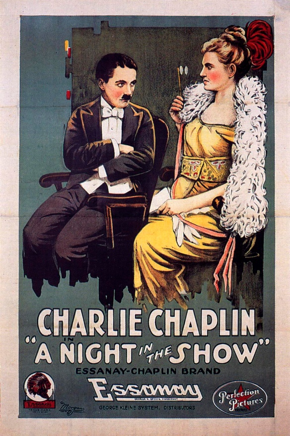 Chaplin 2015 Night in Show 1