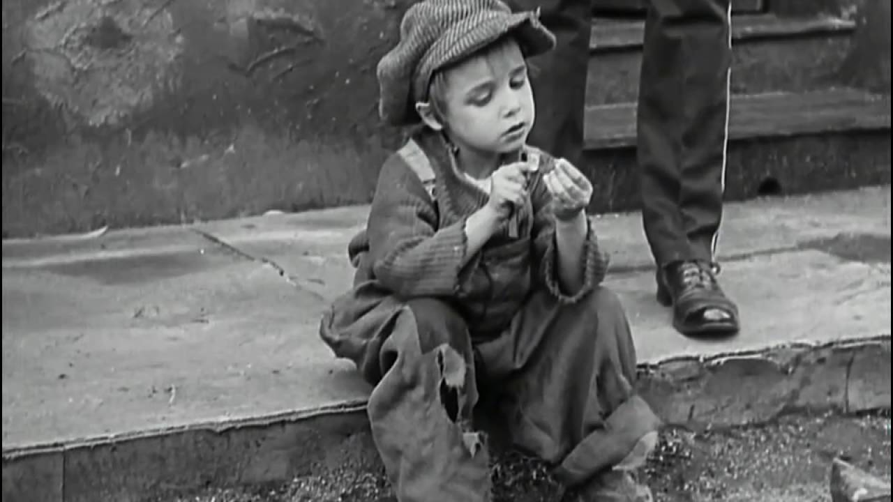 Charlie Chaplin And The Kid Movie
